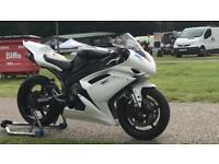 2008 Yamaha R1 trackbike racebike