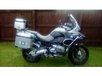 BMW R1200 GS ADVENTURE 2009 model