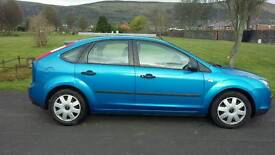 2006 Ford Focus 1.4cc £800 no offers