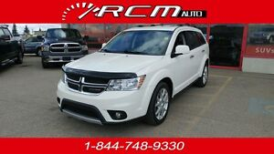 2013 Dodge Journey R/T AWD SUV V6 LEATHER - GUARANTEED APPROVAL