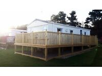 BRAND NEW 6 BIRTH CARAVAN TO LET AT FONTYGARY LEISURE PARK NEAR BARRY WALES