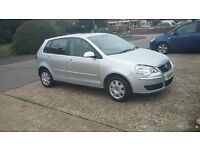 vw polo 2006 LOW MILEAGE quick sale. cheap not a vauxhall corsa, micra, or golf
