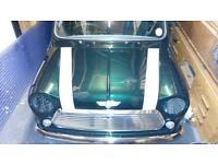 classic austin mini 1300