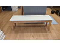 IKEA Pine Bench Excellent Condition
