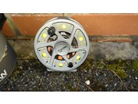Fly fishing tackle never use Rod,Reel, fly tying equipt
