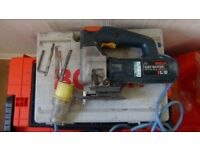 Industrial 110v power tools collection for fitters and professinals