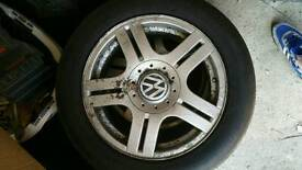 Mk4 Golf GTI Alloys