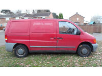MERCEDES VITO 108D 1999 --ONLY 97K MILES--