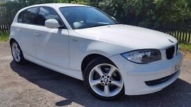 BMW 1 Series 2.0 116i Sport 5dr - FULL SERVICE HISTORY