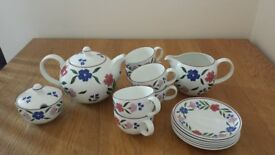 M&S tea set St. Michael Cranbrook
