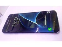 S7 EDGE 32GB UNLOCKED BLACK