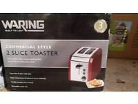 Waring 2 slice toaster