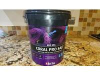 Red Sea Coral Pro Salt around 4.5kg