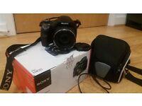 Sony DSC-H400 - Bridge Camera 20.1 MP sensor, 63x optical zoom, lithium-ion battery