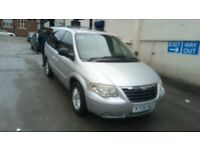 FOR SALE Chrysler VOYAGER very good condytion 2.8 diesel auto