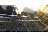 5.5m roof ladder