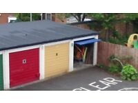 Garage for rent, St Clements. No vehicle access 8am-4pm termtime.