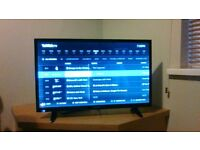 SHARP AQUOS 32in LED TV 5 months old