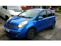 Nissan Note Acenta 1.6