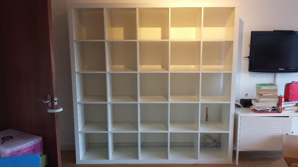 ikea kallax square shelving buy sale and trade ads. Black Bedroom Furniture Sets. Home Design Ideas