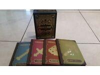Minecraft The Complete Handbook 4 books Box Set Collection