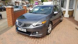 HONDA ACCORD 2.2 DTEC ES GT - SAT NAV, HONDA BODY KIT, LOW MILES, FHSH, HPI CLEAR