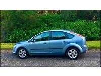 Ford Focus ZETEC Climate, ONE YEARS MOT, Well Serviced, Very Clean