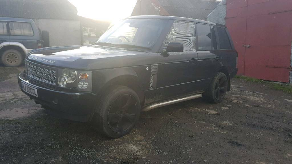 Land rover Range rover vogue .parts or repair