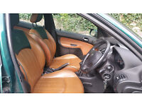 03 PEUGEOT 206 ,leather interior ,2nd owner from 11 years
