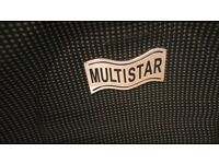MULTISTAR LADIES CASE . NEW, UNUSED.