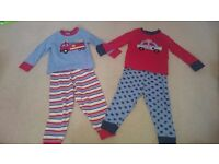 Mothercare Pjs, age 2-3