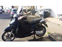 Honda SH300i - ABS, Alarm, Windscreen, Winter Ready - 2009