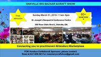 Vendors Oakville wanted for big bazaar and craft show
