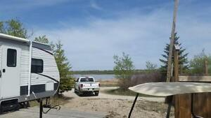 Lot & Trailer @ Poplar Beach, Wakaw Lake - Ready to Sell!!