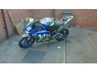 Yamaha Yzf r125 movistar. Delivery available. Not aprilia rs cbr 125 Cbf 125 ybr aprilia rs