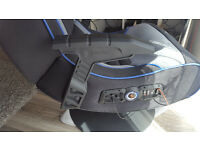 X-Rocker Bluetooth Pedestal Drift Gaming Chair Uses with all Consoles