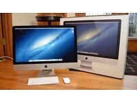 Slim 27' Apple iMac QuadCore i7 3.4Ghz 32gb Ram 3TB Fusion Drive Omnisphere Logic Pro Reason Ableton