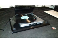 SONY Auto-return Turntable