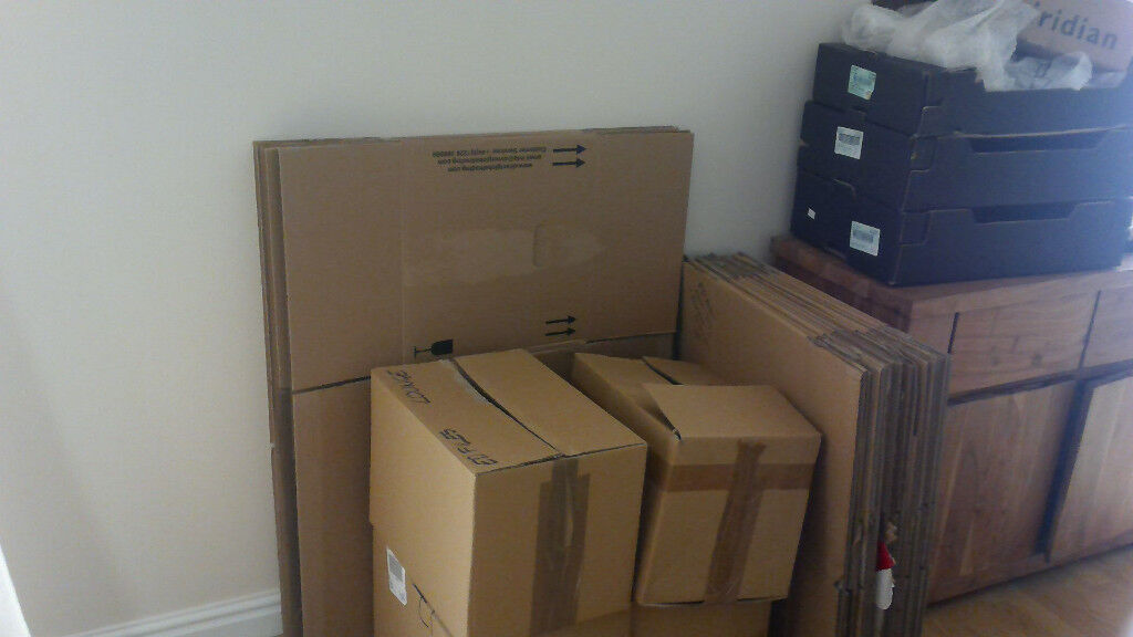 RESERVED***Free boxes - ideal for moving house!