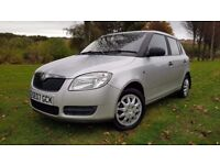Skoda Fabia 1.2 HTP 6v 1 5dr GREAT CONDITION+2 OWNERS