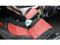 Honda civic type r type s seats 3door only