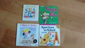 Collection of Baby and Childrens Books
