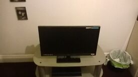Alba 21-5 inch HD Television/DVD and Freeview Built in