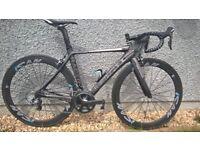 PRICE REDUCED - Full Carbon Road Bike