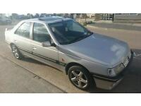 "Peugeot 405 1.9TD Rare ""STDT"" model very cheap to run on cooking oil - Full service inc cambelt"