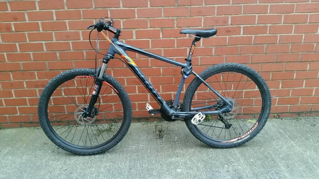 Scott aspect 750 mountain bike in Rotherham South  : 86 from www.gumtree.com size 1024 x 576 jpeg 105kB