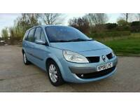 Renault Grand ScenicFacelift 1.6 VVT Dynamique 7 Seater Low Mileage Full Service History HPI Clear