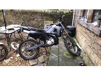 Yamaha dtr 125 (project)