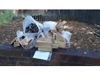 Free wood & loft boards for project or log burner
