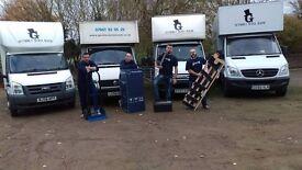 Removals & Storage Oxford - Man and Van